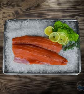 Pstruh lososový – filet